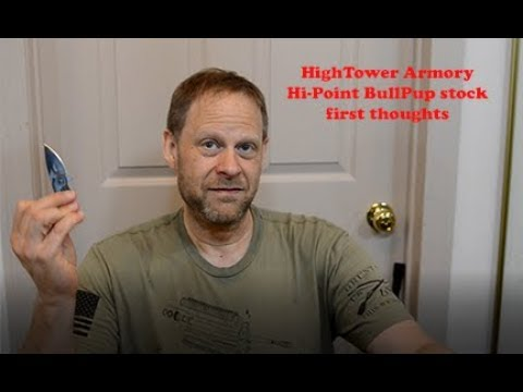 HighTower BullPup for the 995 Unboxing