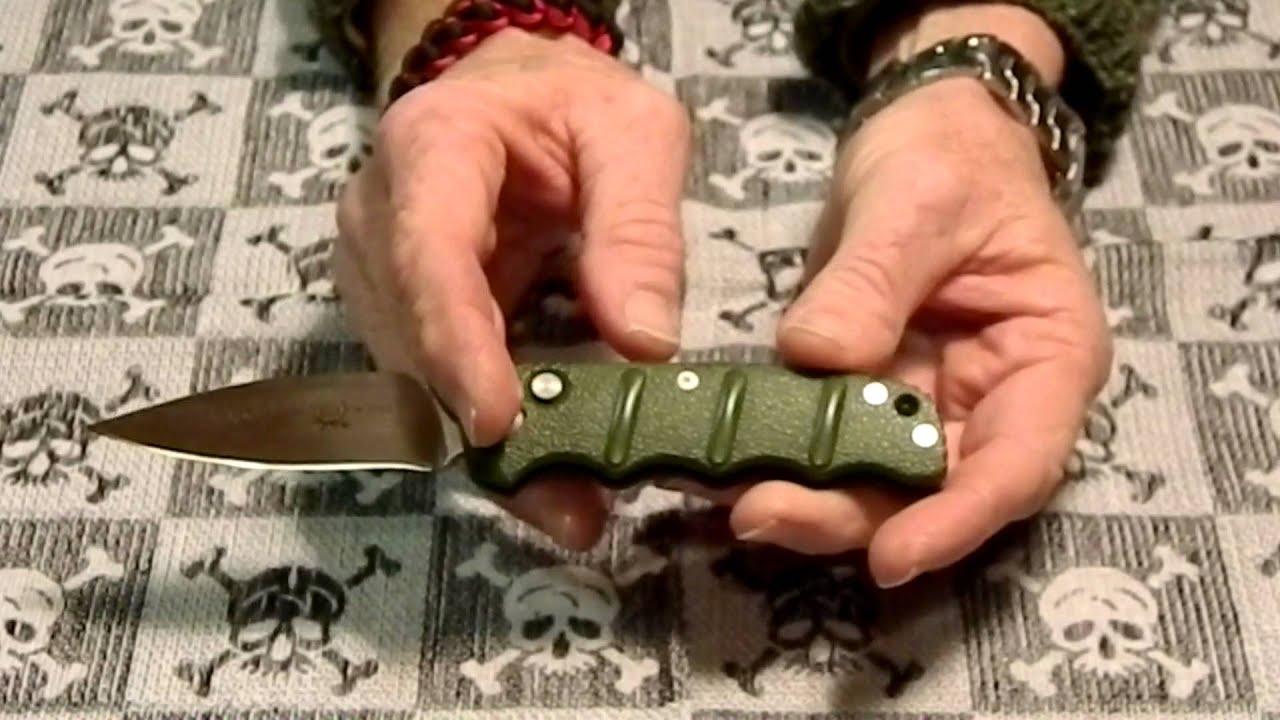 Boker's 65th aniversary AK automatic knife
