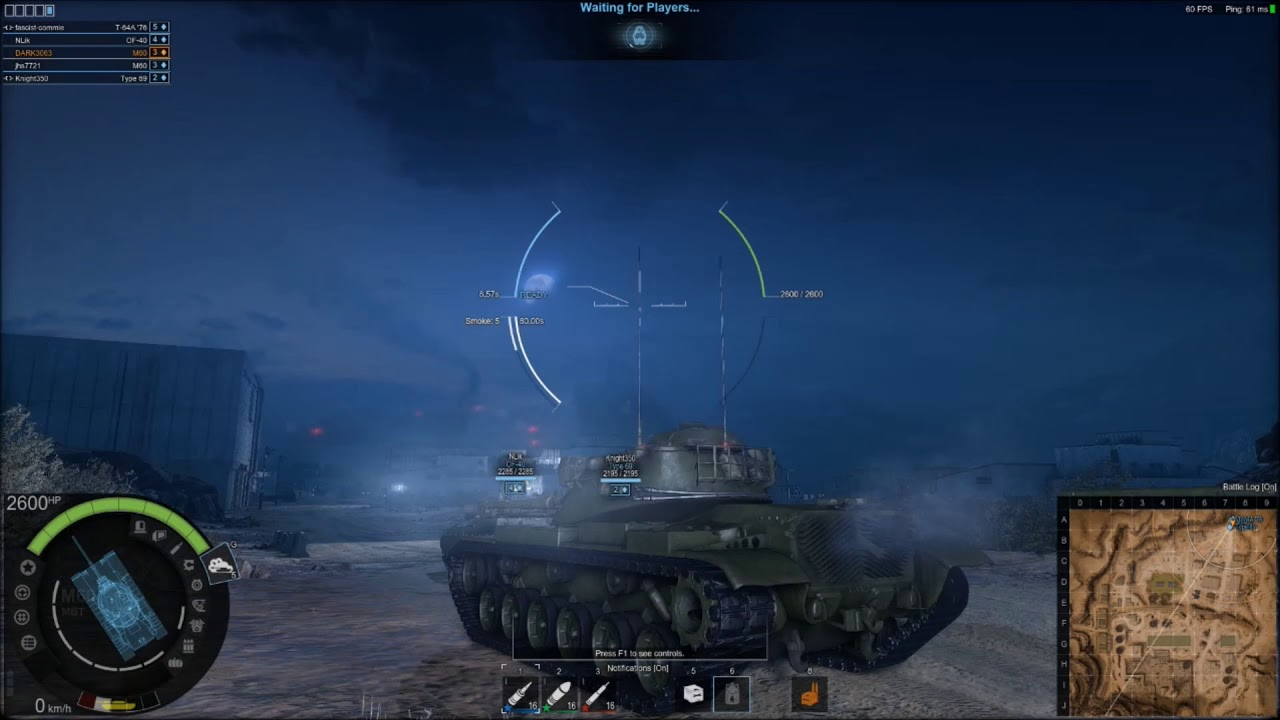 Armored warfare PVE Gameplay (1)