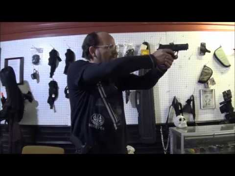 Handgun Technique