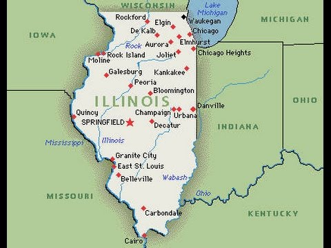 Штат Illinois - Оружейные Законы Вкратце
