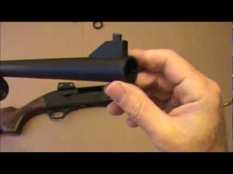Dominion Arms Cougar Shotgun Strip and Assemble Part 1