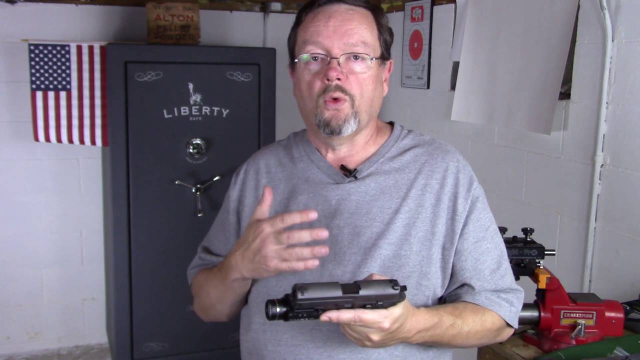 Streamlight TLR-2 HL G review