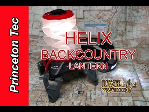 HELIX BACKCOUNTRY LANTERN