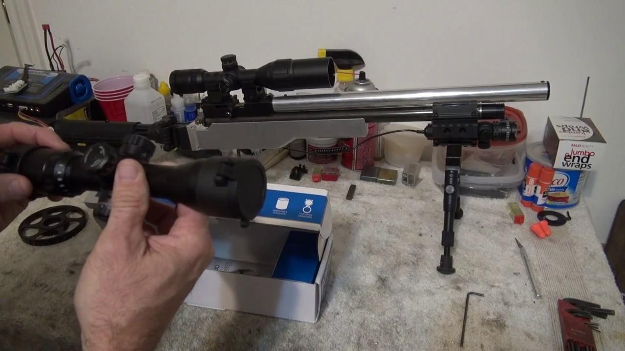 UTG 3-12X32 Bug Buster Scope