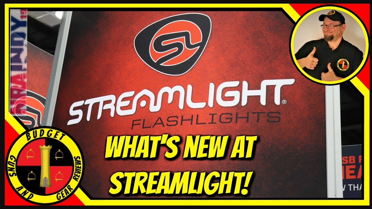 Streamlight Review- What's New For 2019
