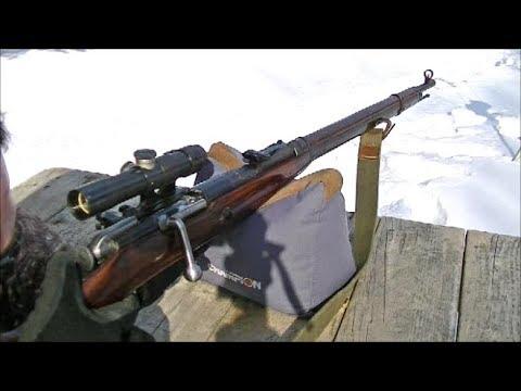 Mosin 91/30 PU Sniper Rifle with Lee C312-155-2R