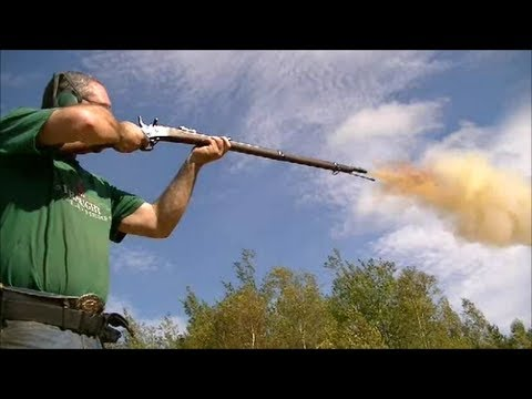 Shooting a .50-70 Government Remington Rolling Block Rifle
