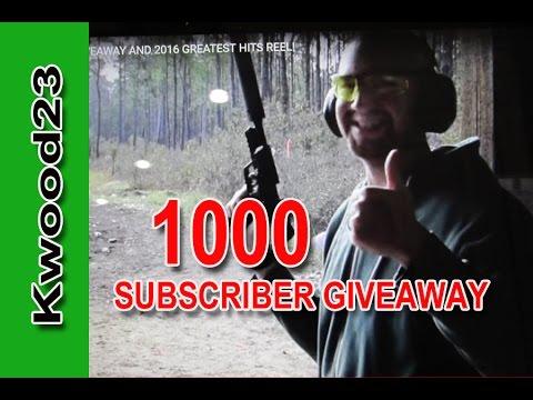 Kwood23 1000 sub Giveaway