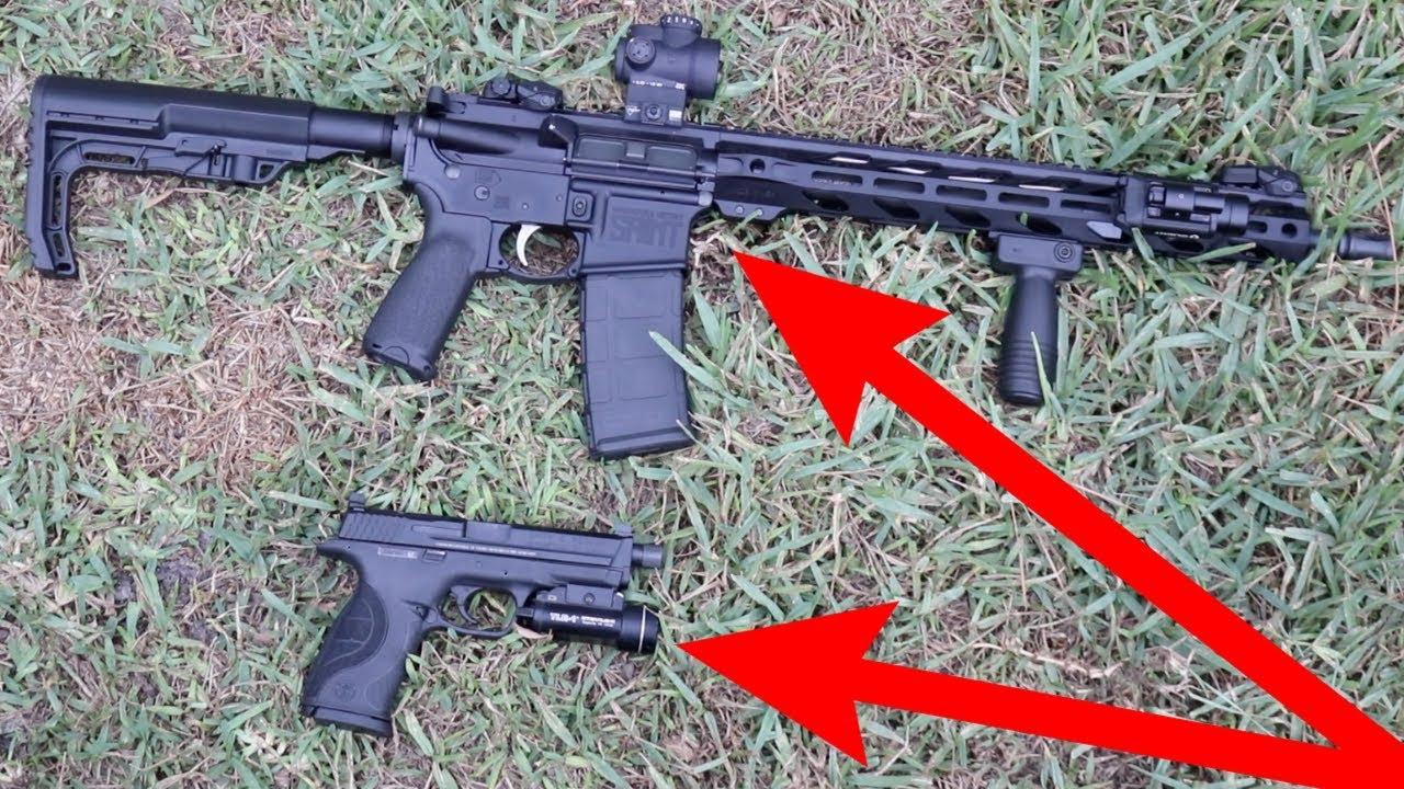 Top 2 Guns to Own!