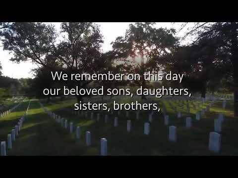 Honor The Fallen - Memorial Day 2019