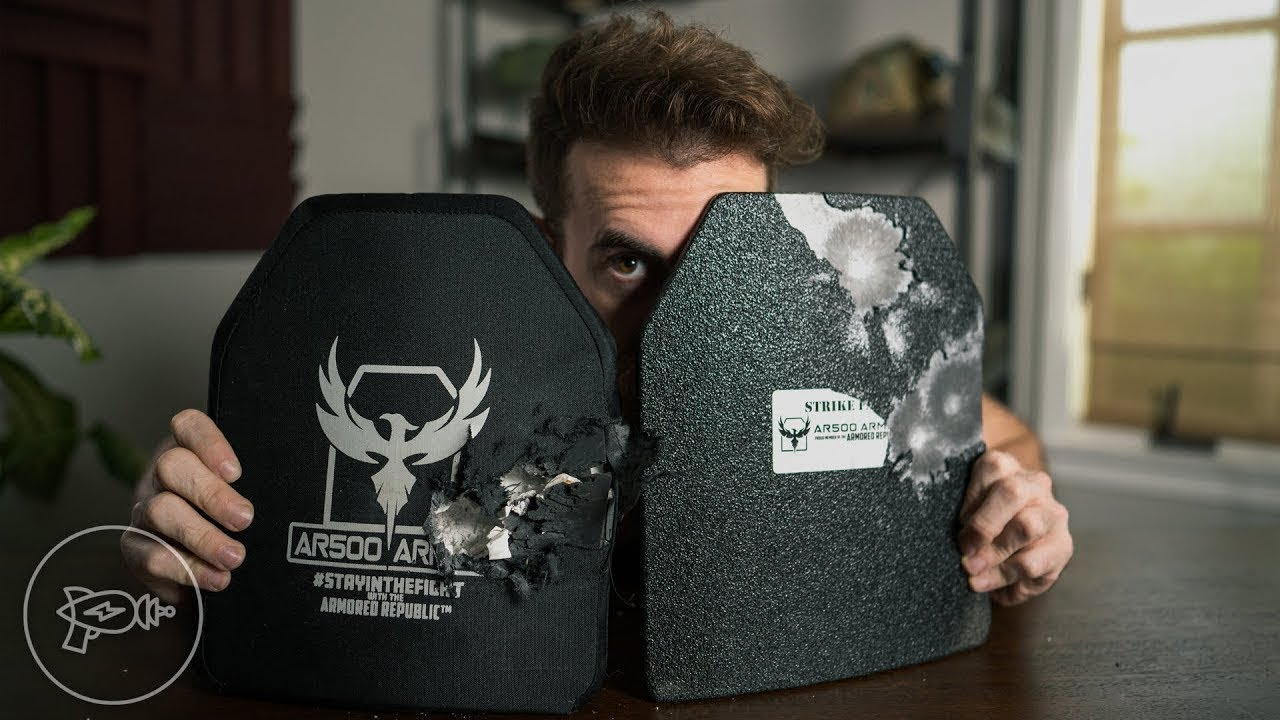 AR500 Armor [Review]: All Threat Levels + Armor Piercing Rounds!