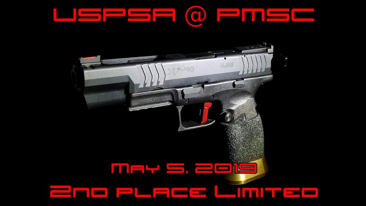 USPSA @ PMSC - May 5, 2019 - Limited