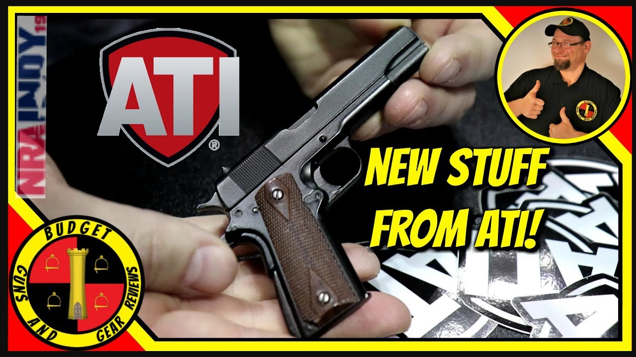 Ati Outdoors- New For 2019!