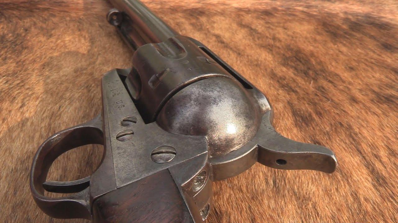Original U.S. Cavalry Colt SAA