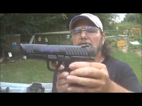Remington RP 45 Shoot mix