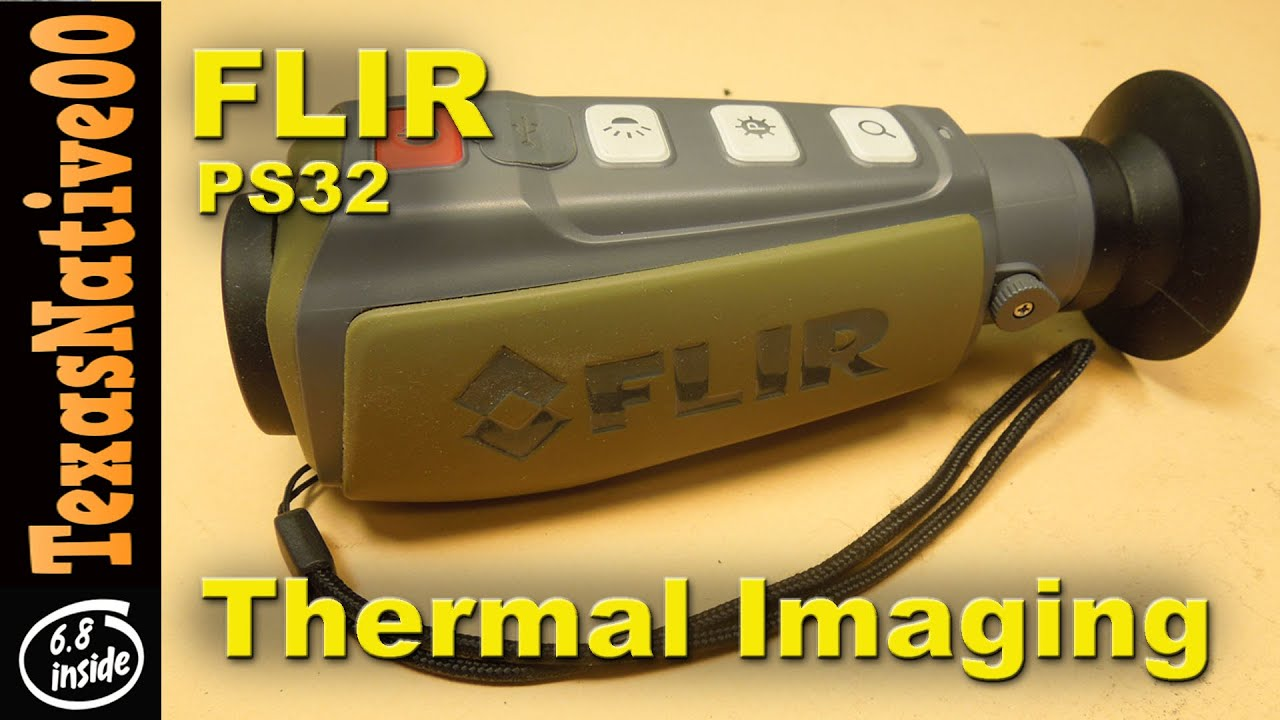 FLIR Scout Handheld Thermal Imaging Device - REVIEW