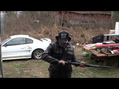 Mossberg Pistol Grip Test