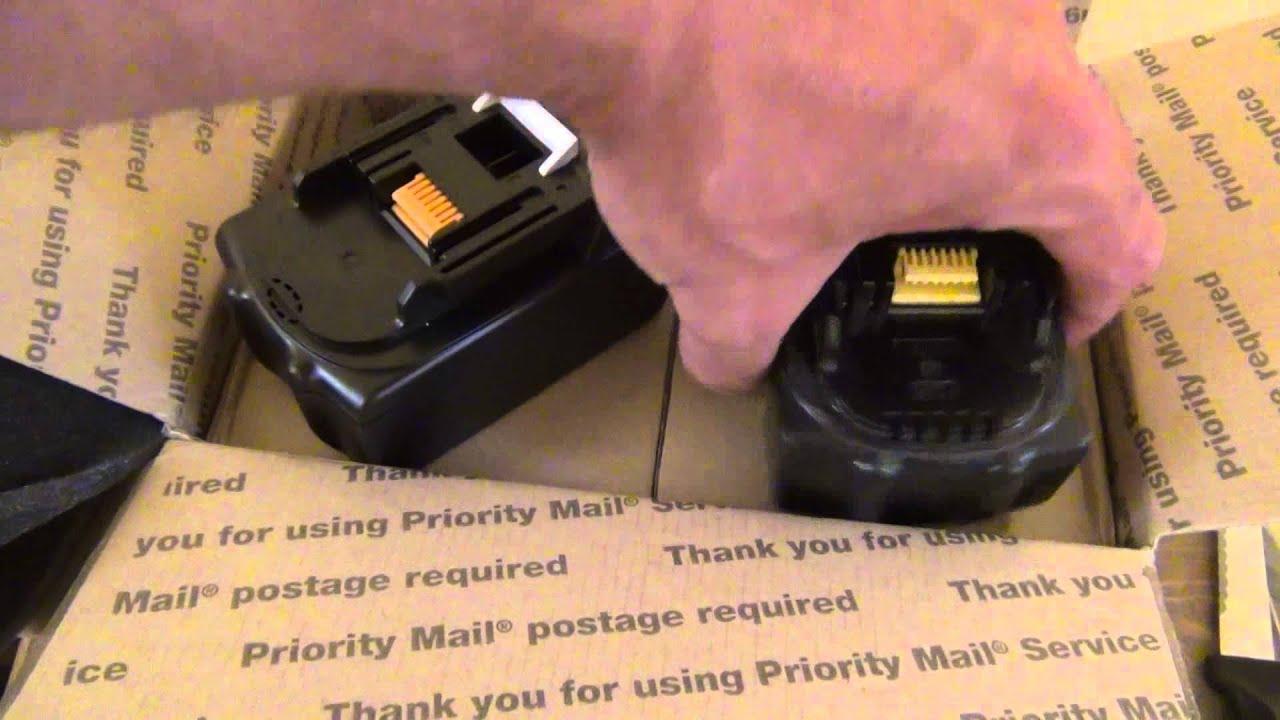 Aftermarket Makita LXT batteries - HD