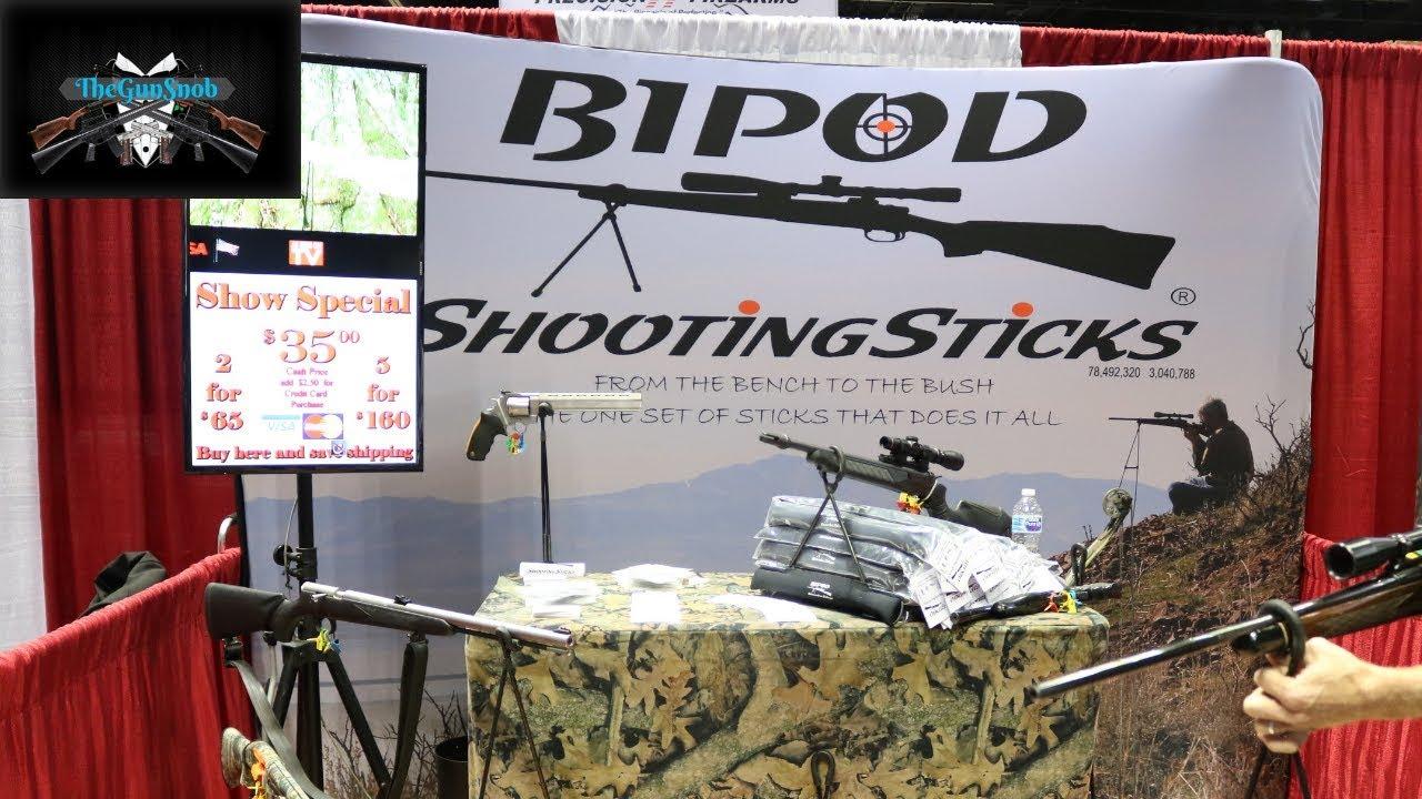 Bipod Shooting Sticks