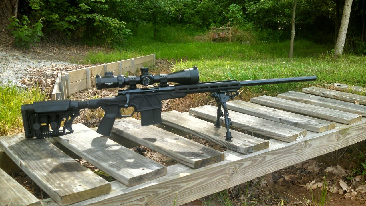Howa HCR, Out of the Box Awesomeness !