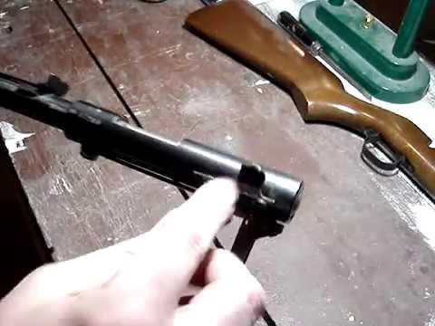 GECADO .22 Single Shot Rifle