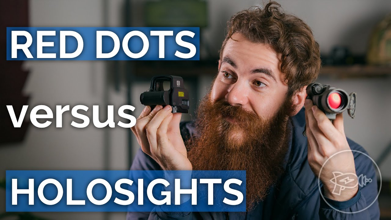 Red Dots vs EOTech Holographic Sights: What's Best For You?