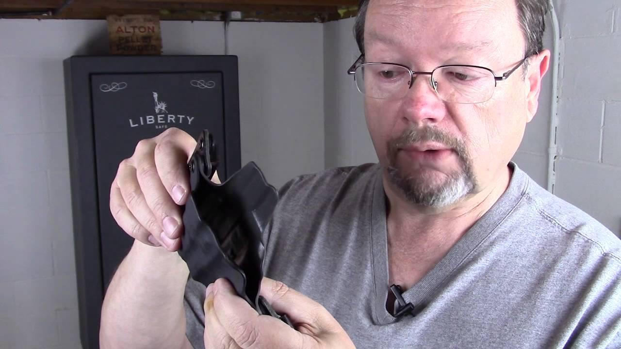 Sig Sauer P229 Legion Holster review