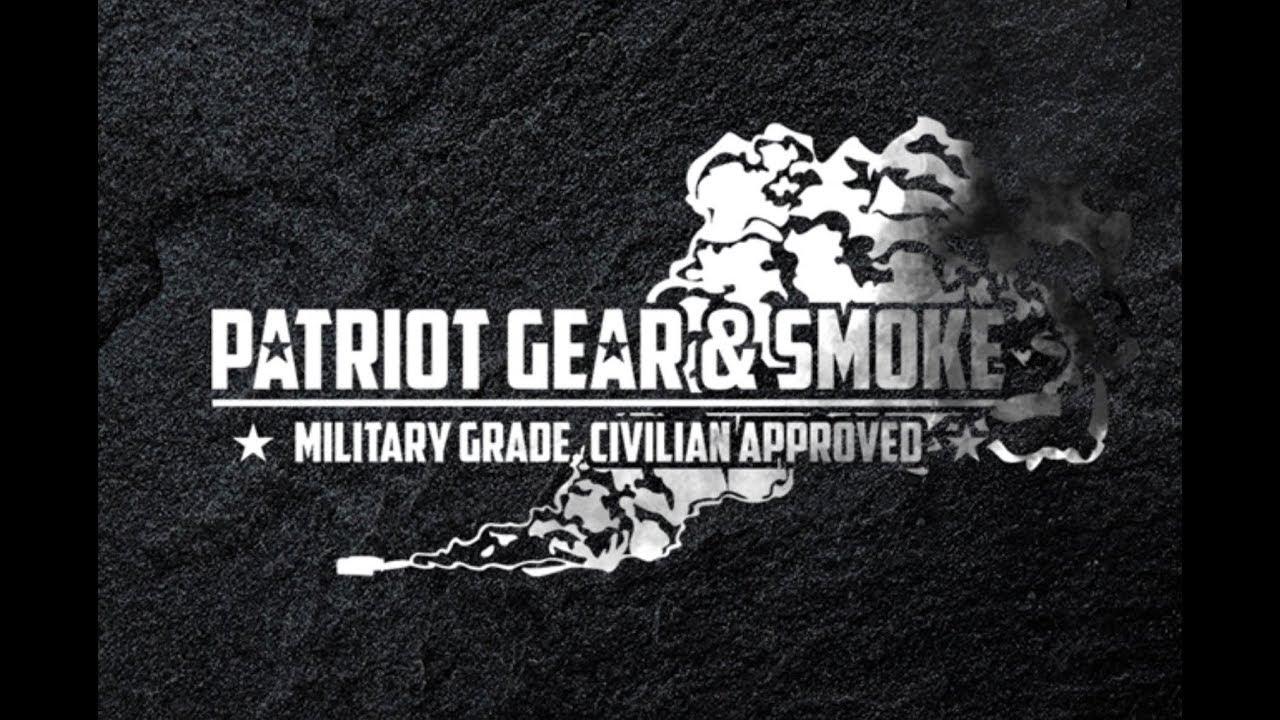 Patriot Gear & Smoke   CM18 Smoke Grenades   Unboxing