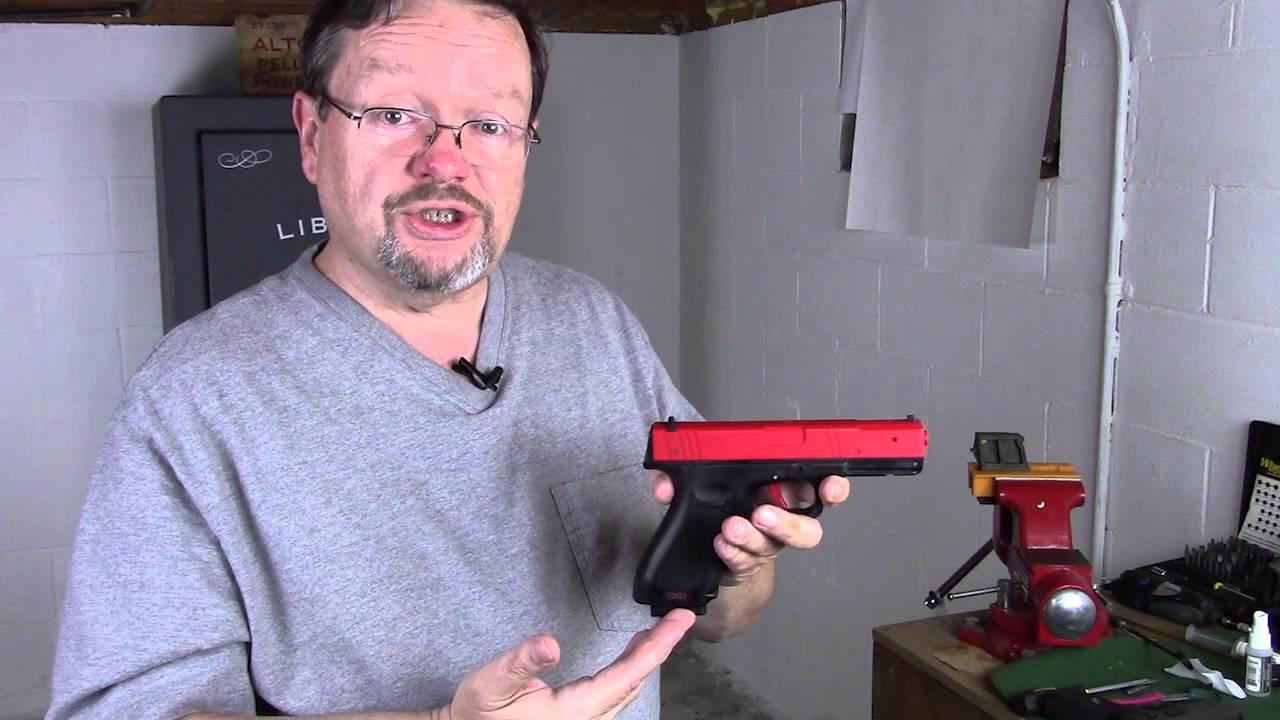 Next Level Training SIRT Pistol Review
