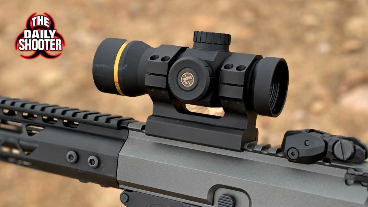 Leupold Freedom Red Dot Sight Review