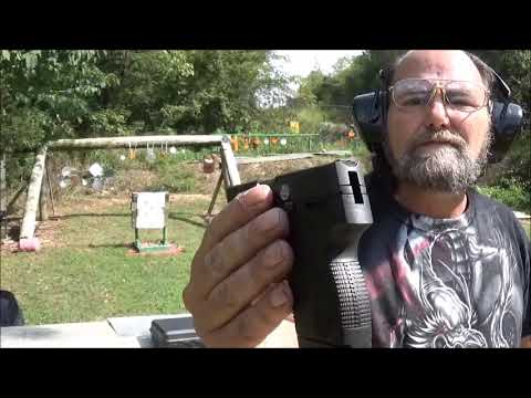 Taurus TCP  380 Review & Shoot