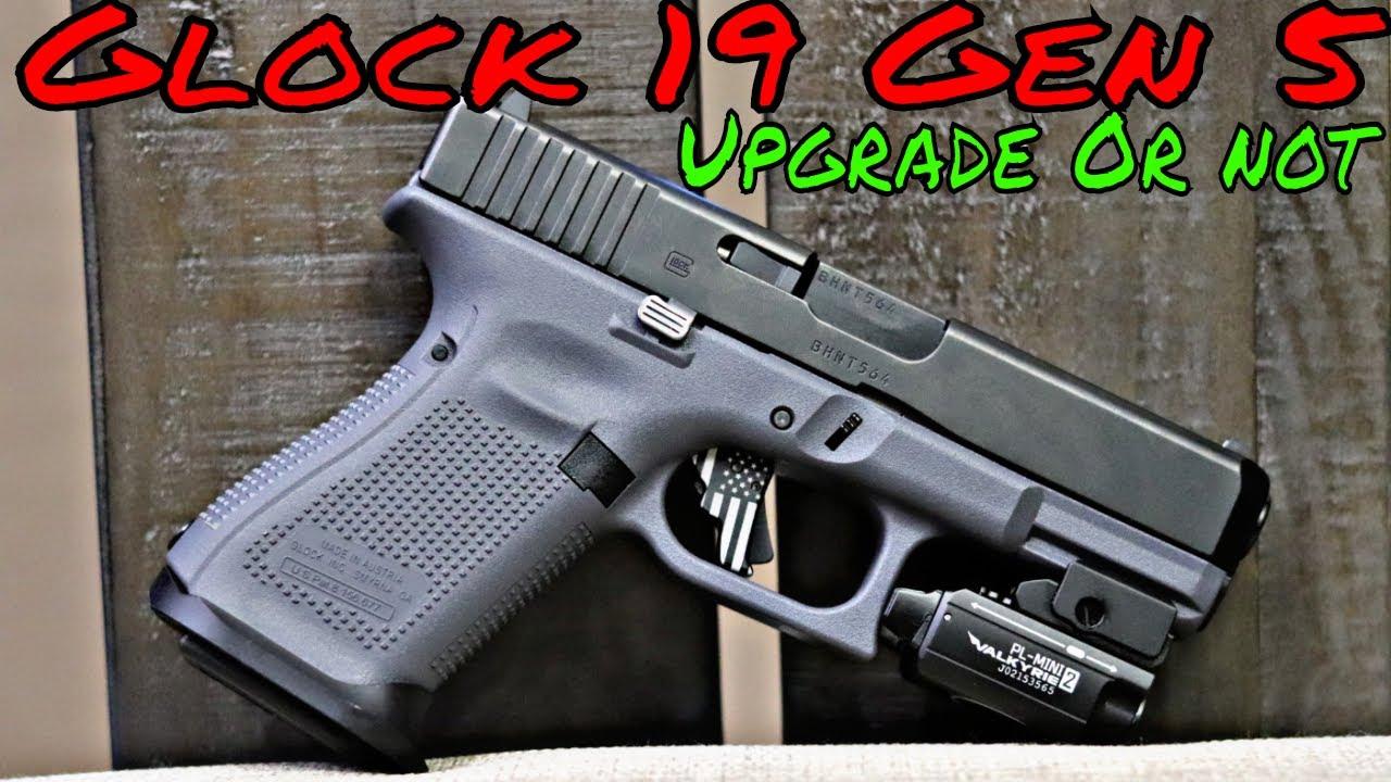 Gen5 Glock 19 Review Full Breakdown GrayDay