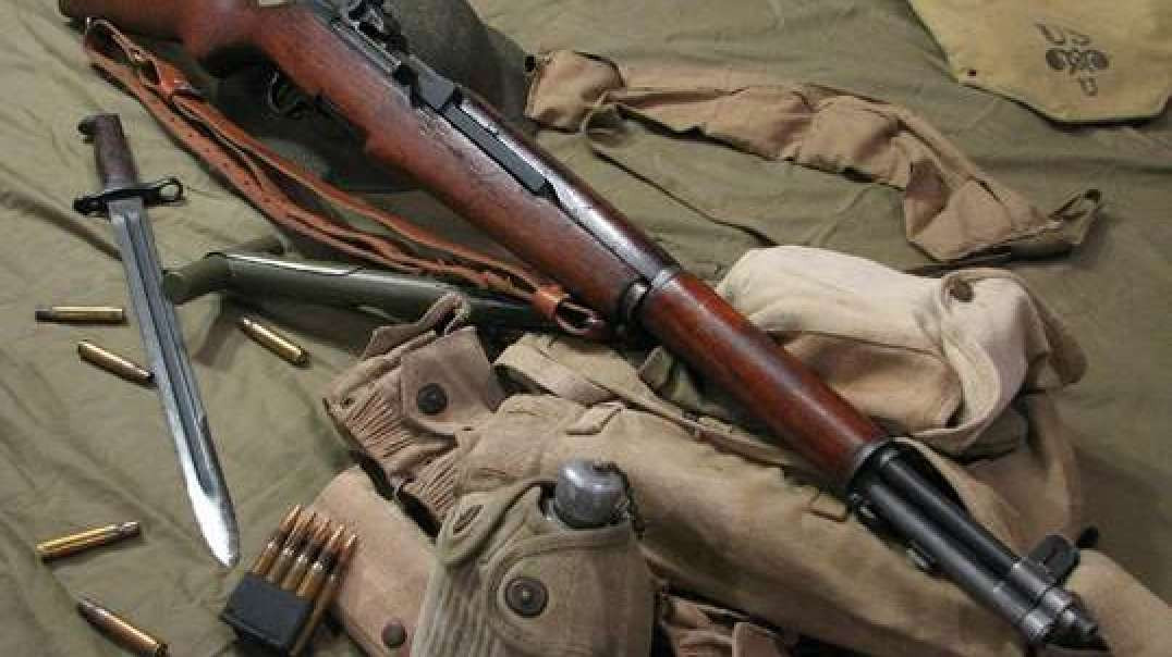 M1 Garand. What I have found out so far!