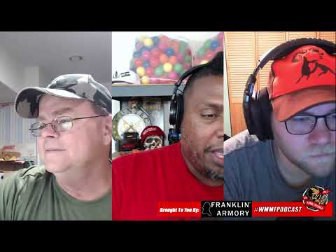 Podcast #381 Allen West Says No Confidence NRA & Wayne LaPierre Hank Strange WMMF Podcast