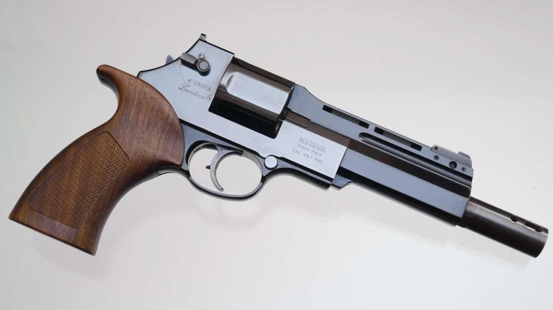 Mateba 6 Unica - .357 Magnum
