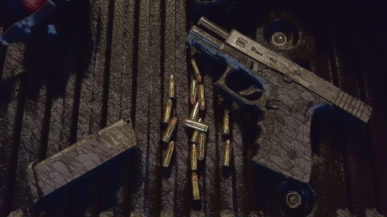 Pistol malfunction drill