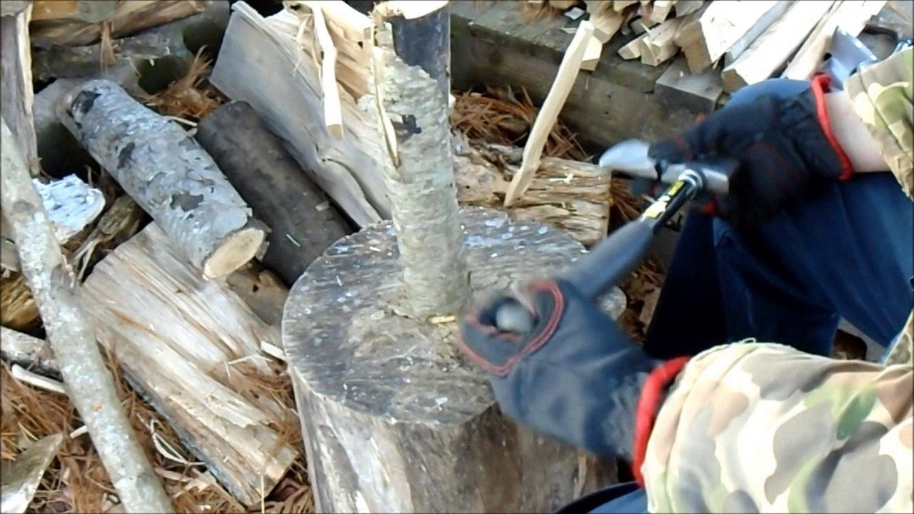 Stower Tubular Handle Hatchet Review