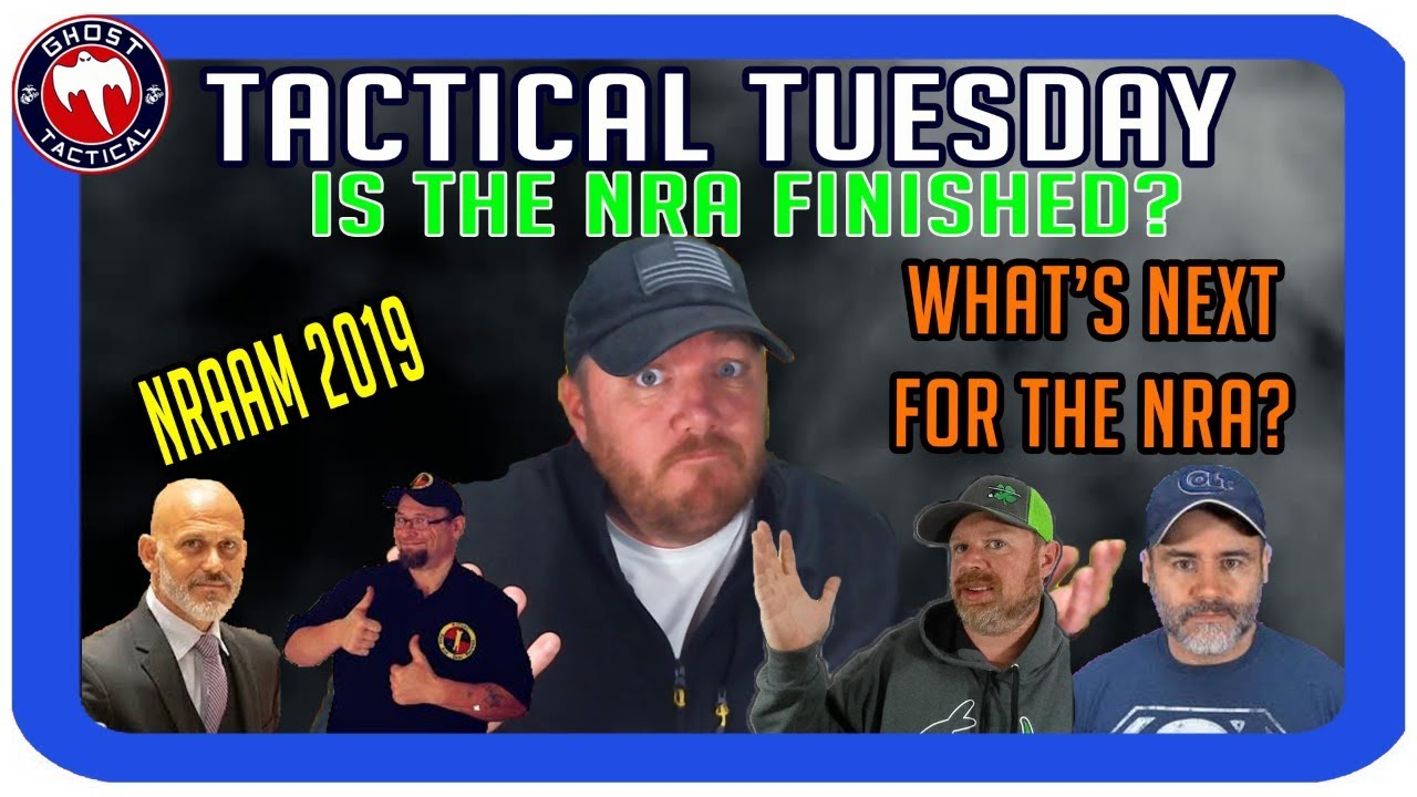 Is the NRA Finished?  Special Guests Rob Pincus and Yankee Marshall:  Tactical Tuesday ep 88