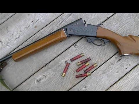 Remington Model 812 .410 Shotgun