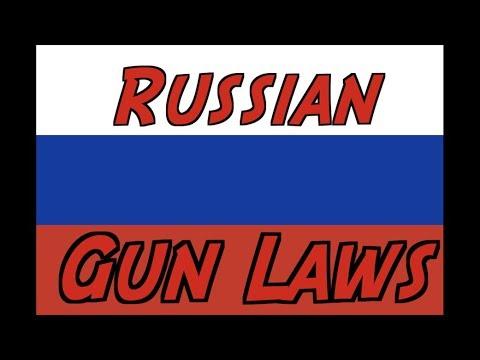 Russian Gun Laws w/ Max Popenker
