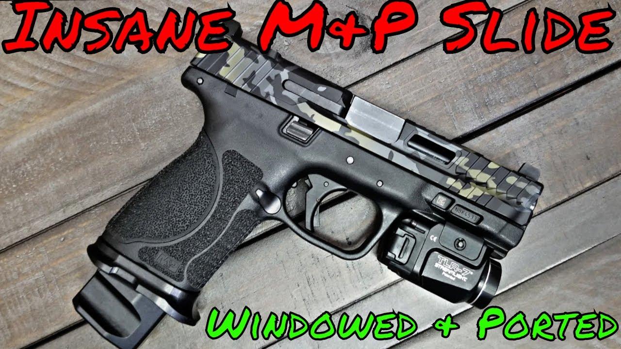 Floyds Custom MP 2.0 Slide Insane Cuts!
