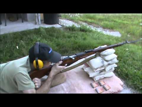 Mosin Recoil Challenge Ward M91/30