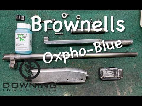 Brownells Oxpho-Blue, Remington 760