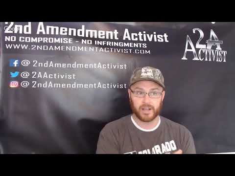 Goodbye From The 2nd Amendment Activist?!