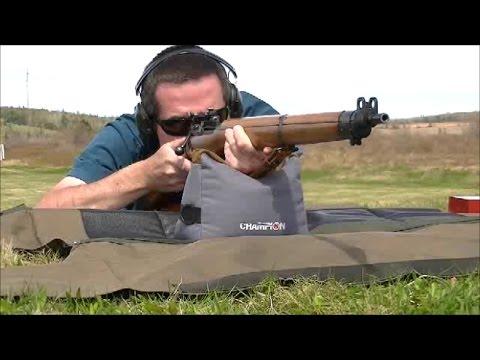 Shooting .303 British MK 7 Cordite Ammo