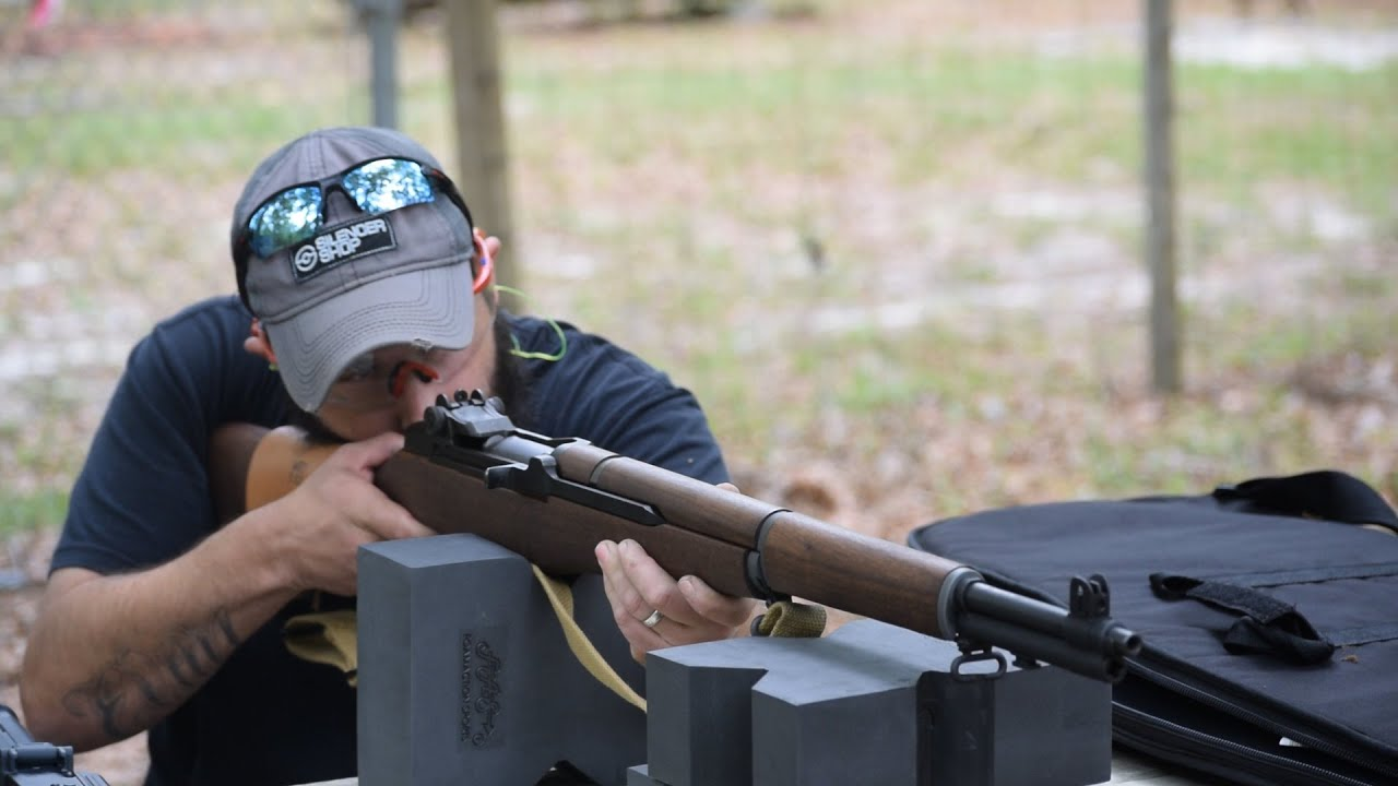 The Awesome M1 Garand...The Original King Of Semi Auto Rifles!