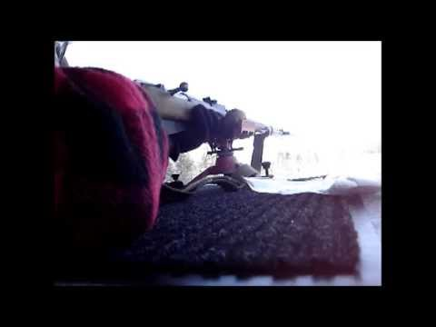 Mosin M91/30 Cast Load Bayonet Test