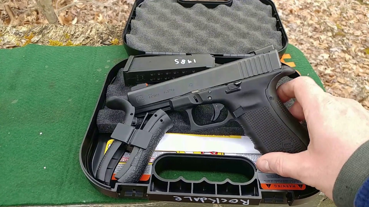Glock22 'AIM Surplus LEO Trade-In