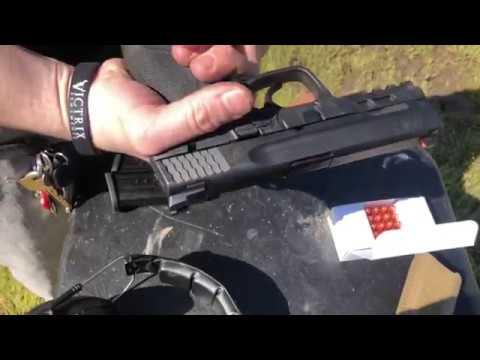 S&W M&P 2.0 Compact On The Range Review. One of my favorite striker fired 9mm